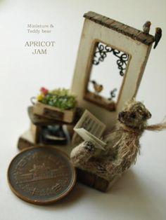 Teddy bear miniatura. Año 2009