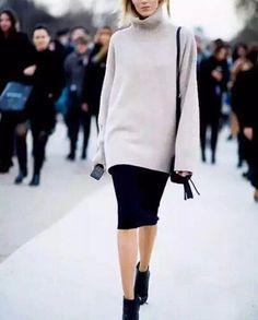 Высокое качество 2015 мода осень зима женщин новое водолазка с длинными рукавами широкий компьютер вязаный свитер пуловеры