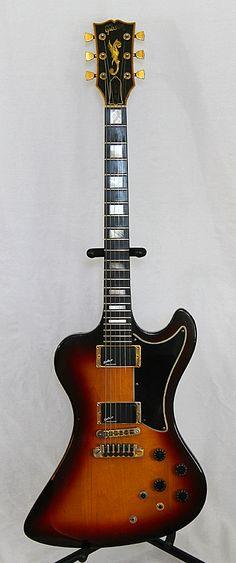 Gibson RD Artist Sunburst
