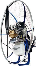 Parajet Zenith Paramotor, Powered Paraglider - Parajet International