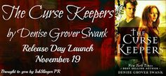 Aliennation: Denise Grover Swank's THE CURSE KEEPERS Release Day Launch
