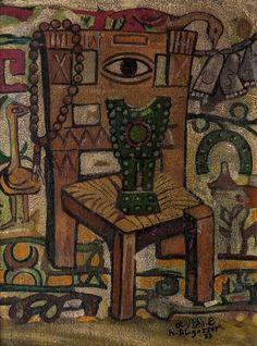 The Spell Chair (1953) - Abdul Hadi El-Gazzar