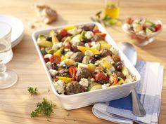 Jede Menge leckere mediterran-griechische Rezepte mit Patros zum Nachkochen: Salate, Snacks, Gegrilltes und raffinierte warme Gerichte.
