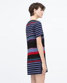 Image 5 of STRIPED DRESS from Zara