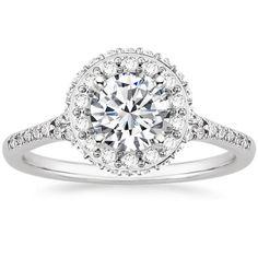 Platinum Circa Diamond Ring (1/2 ct. tw.) from Brilliant Earth