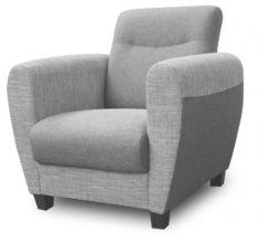 Křeslo  šedé  MILO Tub Chair, Accent Chairs, Armchair, Furniture, Home Decor, Upholstered Chairs, Sofa Chair, Single Sofa, Decoration Home
