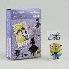Fujifilm Instax Film Mini Alice in Wonderlands  For Instax