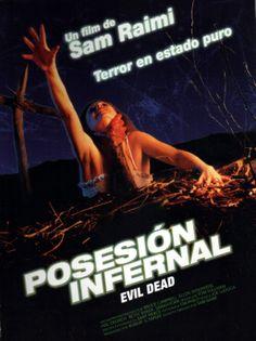 1981 - Posesión infernal - The Evil Dead - tt0083907