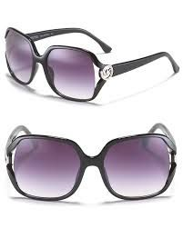 michael kors sunglasses black