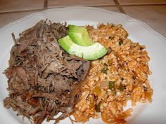 CFSCC presents: EAT THIS!: Paleo Pork Carnitas with Spanish Cauliflower Rice