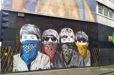 London Street Art | So what is it that draws street artists to London's streets?