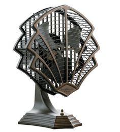 Art Deco style table fan