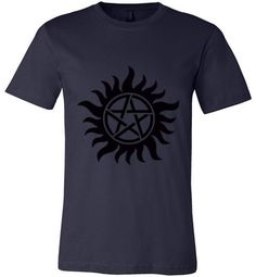 Supernatural T-Shirt - Unisex Starting from 17.99 A SuperSoft Tee for All Supernatural Fans Supernatural Fandom