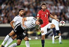 Blog Esportivo do Suíço:  Alemanha faz seis na Noruega e fica a um empate da Copa do Mundo