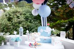 Bapteme boy Baby Party, Happy Day, Communion, Party Planning, Baby Shower, Inspiration, Food, Sweet Tables, Pirates