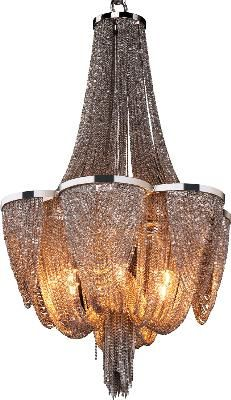 Chantilly...necklace chain chandelier