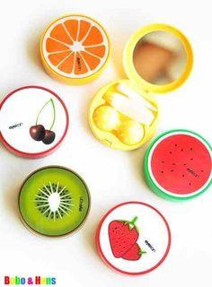 New sweet fruit series contact lenses box & case /  Eyewear Cases / Wholesale $26.18