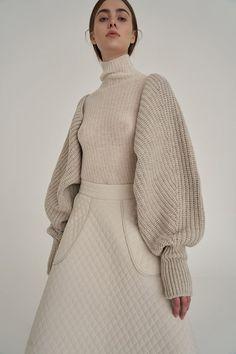 haute couture fashion Archives - Best Fashion Tips Knitwear Fashion, Knit Fashion, Runway Fashion, Fashion Outfits, Fashion Tips, Fashion Trends, Latest Fashion, Fashion Styles, Fashion Women