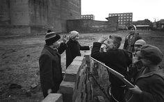 photos marquantes du Mur de Berlin, de sa construction à sa destruction © Rex Features
