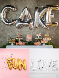 Confetti Promotion: Balloons, pinatas and florals, oh my!