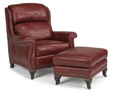 Shop For The Flexsteel Latitudes Sting Ray Chair U0026 Ottoman Set At Hudsonu0027s  Furniture   Your Tampa, St Petersburg, Orlando, Ormond Beach U0026 Sarasota  Florida ...