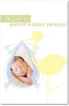 My very first joural by Chi for Minted.