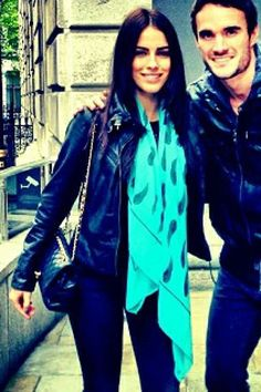 Donni Charm Luxe Scarf as seen on Jessica Lowndes