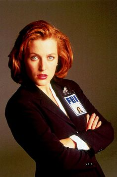 Dana Scully - Wikipedia, the free encyclopedia