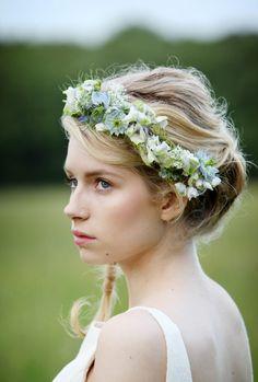 Lottie Moss (Kate Moss's sister) Festival Wedding Inspiration Shoot