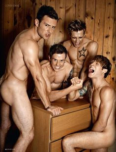 McFly in attitude.co.uk