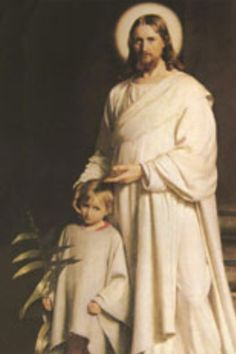 """""""You must become like a child to enter the Kingdom of Heaven.""""- Jesus"""