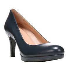 Naturalizer Damenschuhe Michelle Leder Closed Toe Größe Classic Pumps, Größe Toe ... 2386af