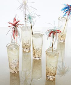 The #Summer #Sparkler #Cocktail on the #AnthroBlog