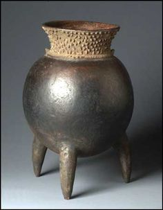 African Pottery | The Inescapable, Indivisible Essence of Pottery - by Warren Frederick