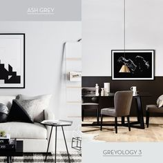 Practical, simple & reliable, Haymes Ash Grey and Greyology 3 are the perfect choice to suit any style from classic to contemporary.  Prop credits Nathan + Jac and Globe West