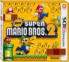 Buy New Super Mario Bros 2 3DS Game at Argos.co.uk, visit Argos.co.uk to shop online for Nintendo 3DS, 2DS and DS games, Nintendo 3DS, 2DS and DS, Video games and consoles, Technology