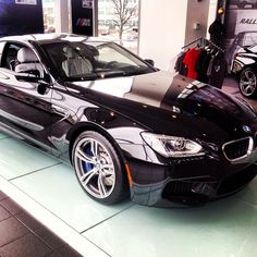 2013 M6 Coupe! #rallyebmw #bmw #theultimatedrivingmachine #puredrivingpleasure #speed #M #M6 #coupe #speed #turbo #exhaust #hot #bimmer #instabmw