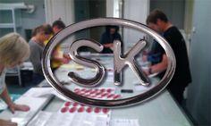 Sticker SK