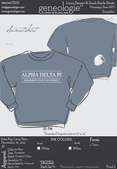 Different color - ZTA - Presbyterian College or Kappa Beta Chapter - crown on the back