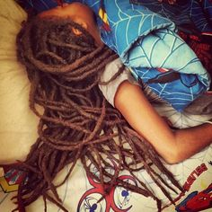 miyabailey:    Prophet Bailey still sleep… Sunday morning (Taken with Instagram)    Young king.    [such a mother's love]