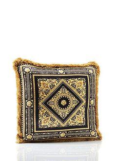 Carré Barocco Silk Cushion