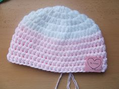 Návod na kulíška Crochet Hats, Beanie, Drawings, Knitting Hats, Beanies, Beret