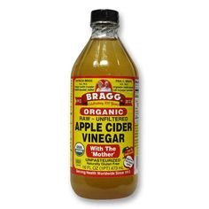 Organic Apple Cider Vinegar - Try adding a teaspoon of apple cider vinegar to every 8 oz. glass of water you drink throughout the day. If you maintain the daily intake of 64oz. of water, you will start to see the pounds shed fast! Detoxification: If you are looking for a healthy detox, look no further than apple cider vinegar. Combine 1 ½ cups apple cider vinegar with one gallon of water and drink throughout the course of a day.