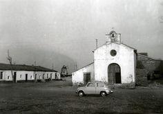 002. Ermita de San José. Año 1969. Informante: Grupo de La Puebla. San Jose, Cartagena, Computer File, Group, Buildings, Architecture