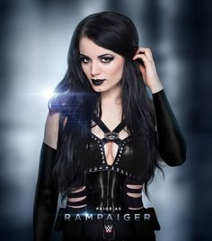 WWE Superstars & Divas as Superheroes: Paige Paige Wwe, Wwe Divas Paige, Wwe Total Divas, Trish Stratus, Shawn Michaels, Wrestling Divas, Women's Wrestling, Wwe Superstars, Tim Burton