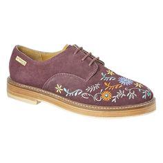 now on eboutic.ch - Kwon Derbies - leather and plum color St Tropez France, Rocky Boots, Plum Color, Saint Tropez, Derby, Oxford Shoes, Dress Shoes, Footwear, Lace Up