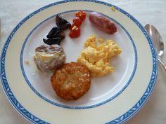 """Prima colazione, """"Lapa Palace"""" (Hotel), Lispoa Portugal (Luglio)"""