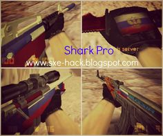 Counter Strike 1.6 Russian Weapon models Pack Download