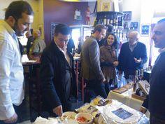 """Una serata dedicata ai prodotti tipici italiani degustati da 40 importatori irlandesi  - """"Tasting Italy in Dublin"""" ! http://www.mercatoglobale.com/comunicati-stampa/tasting-italy-in-dublin-presentazione-e-degustazione-di-food-wine-italiano-ai-buyer-irish"""