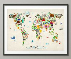 World map cross stitch pattern pattern includes pdf pattern world map cross stitch pattern pattern includes pdf pattern black and white symbols with dmc colors map pdf pattern symbols over colors with gumiabroncs Choice Image